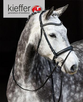 kieffer s ttel zaumzeug online kaufen kr mer pferdesport. Black Bedroom Furniture Sets. Home Design Ideas