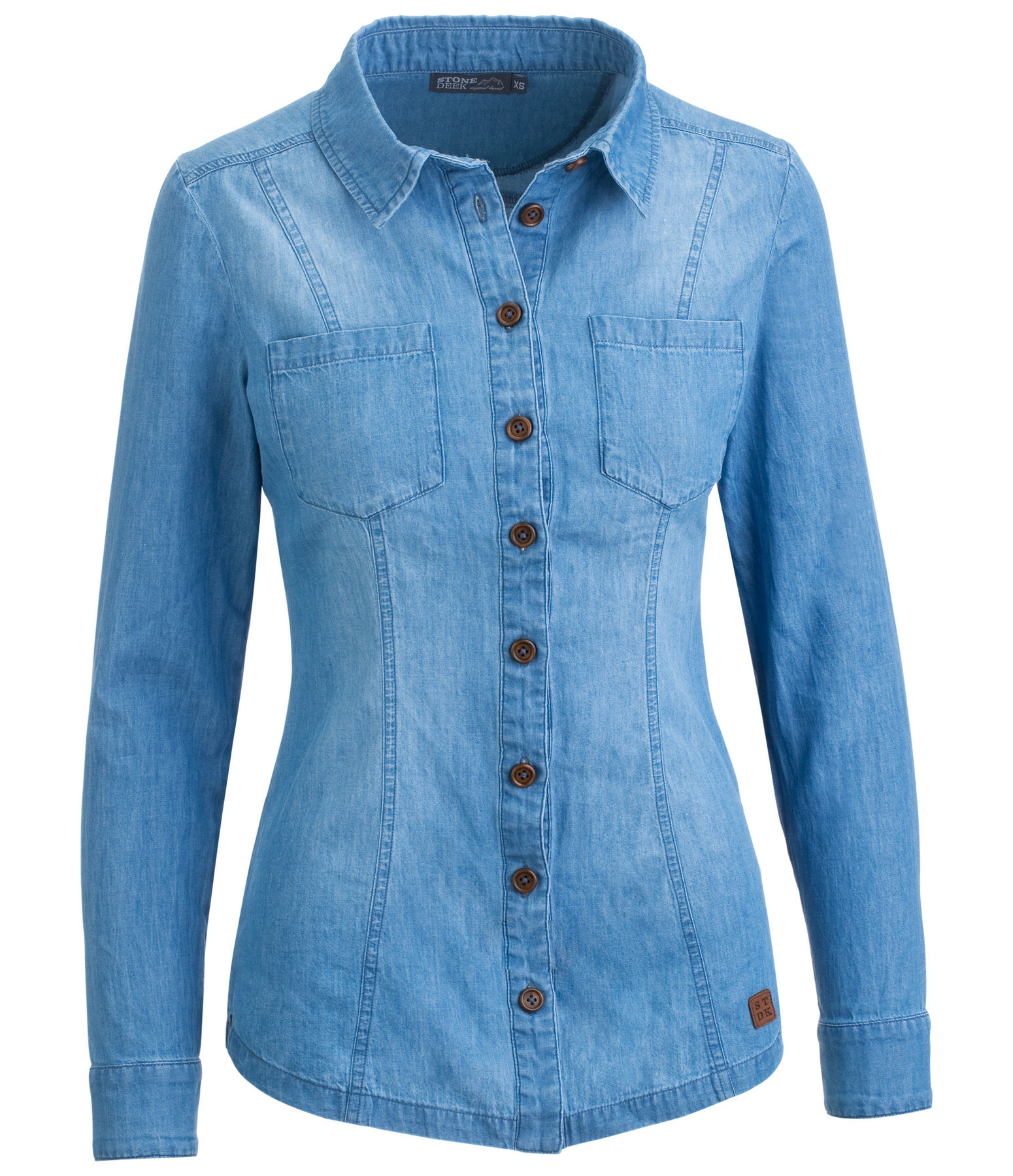 Jeans Bluse Allie