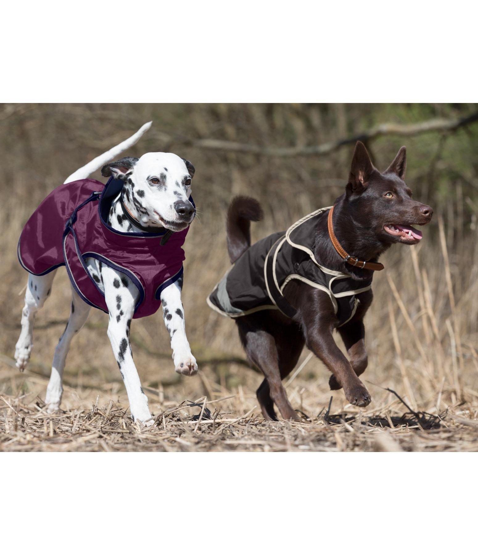 hunde regenmantel eldoro mit fleeceinnenmantel hundejacken m ntel kr mer pferdesport. Black Bedroom Furniture Sets. Home Design Ideas