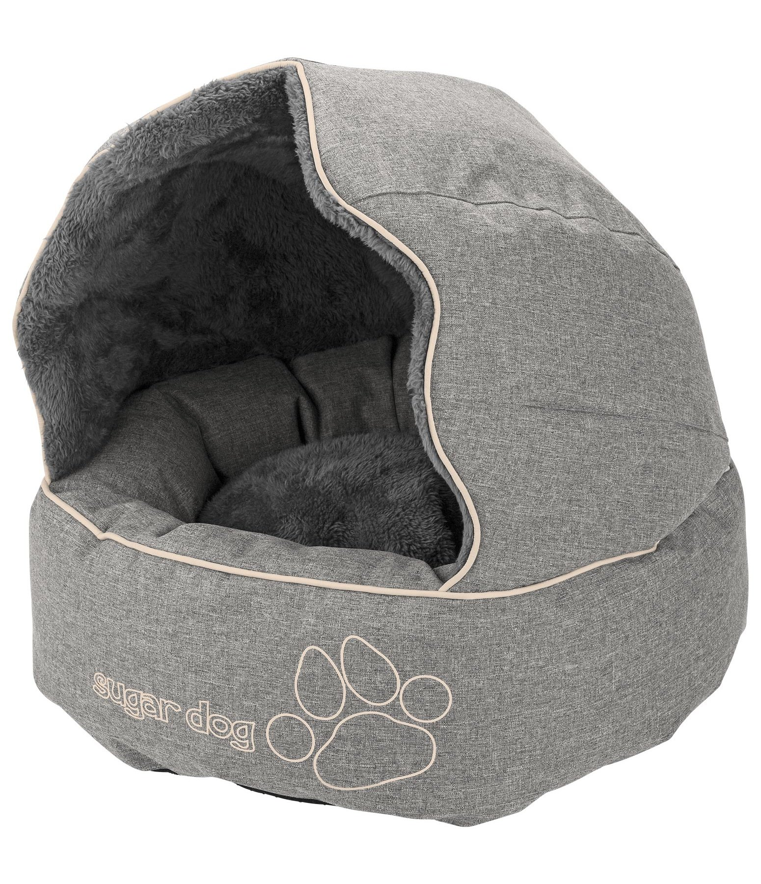 hundeh hle dog shell hundebetten kissen kr mer pferdesport. Black Bedroom Furniture Sets. Home Design Ideas