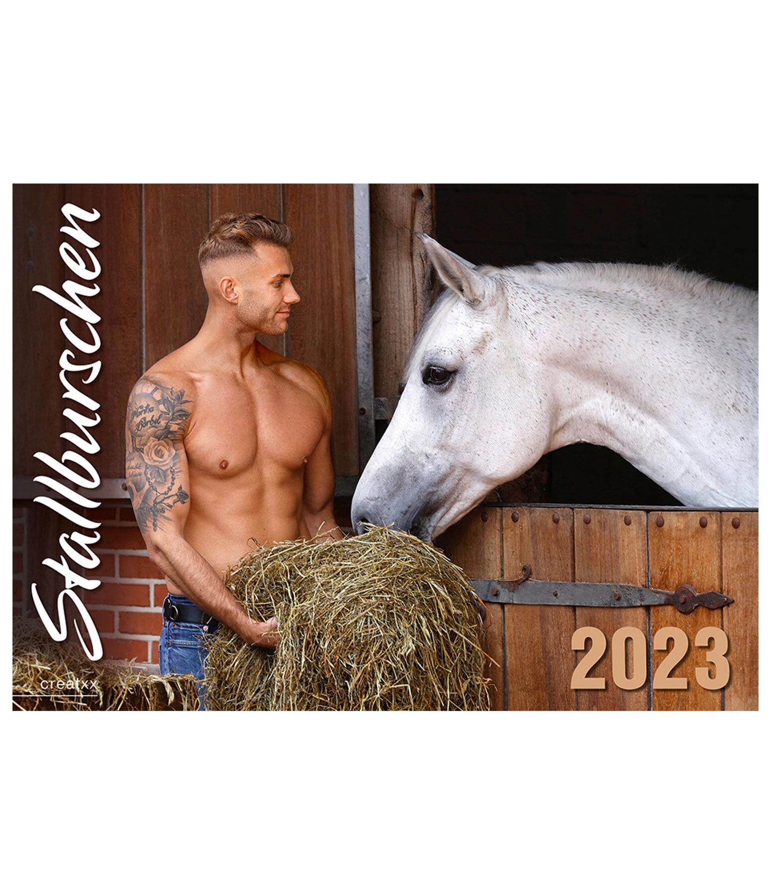 stallburschen kalender 2019 kalender kr mer pferdesport. Black Bedroom Furniture Sets. Home Design Ideas