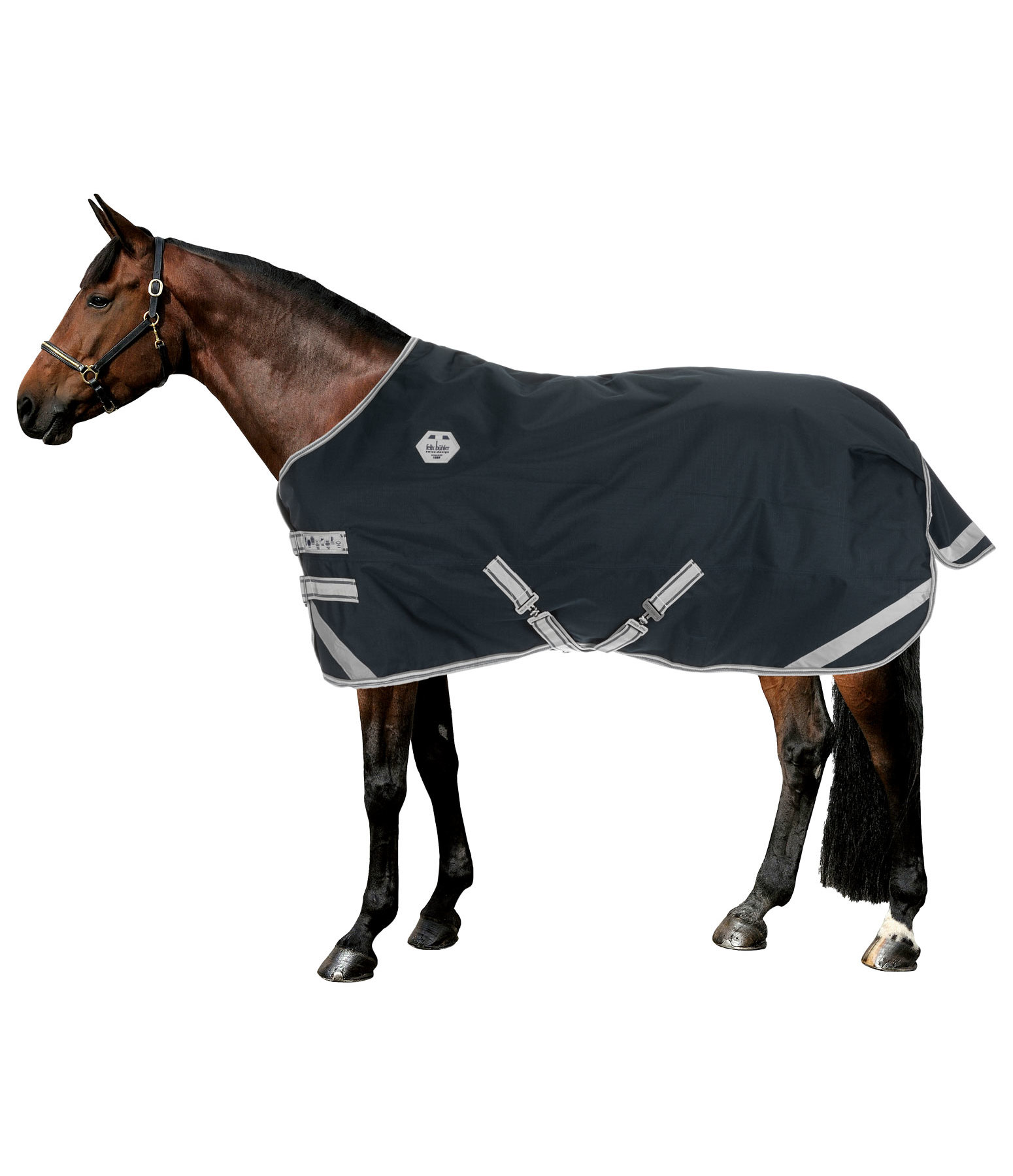 Regularneck Outdoordecke Paddock Reflective, 200 g
