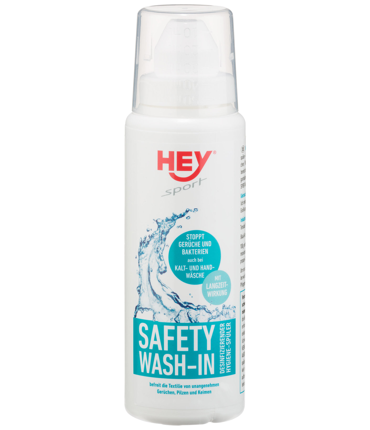 Sport Safety Wash-In