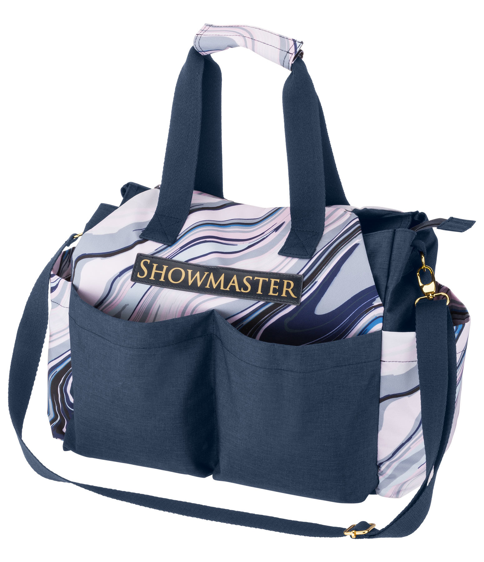 SHOWMASTER Tasche Rosy Marble