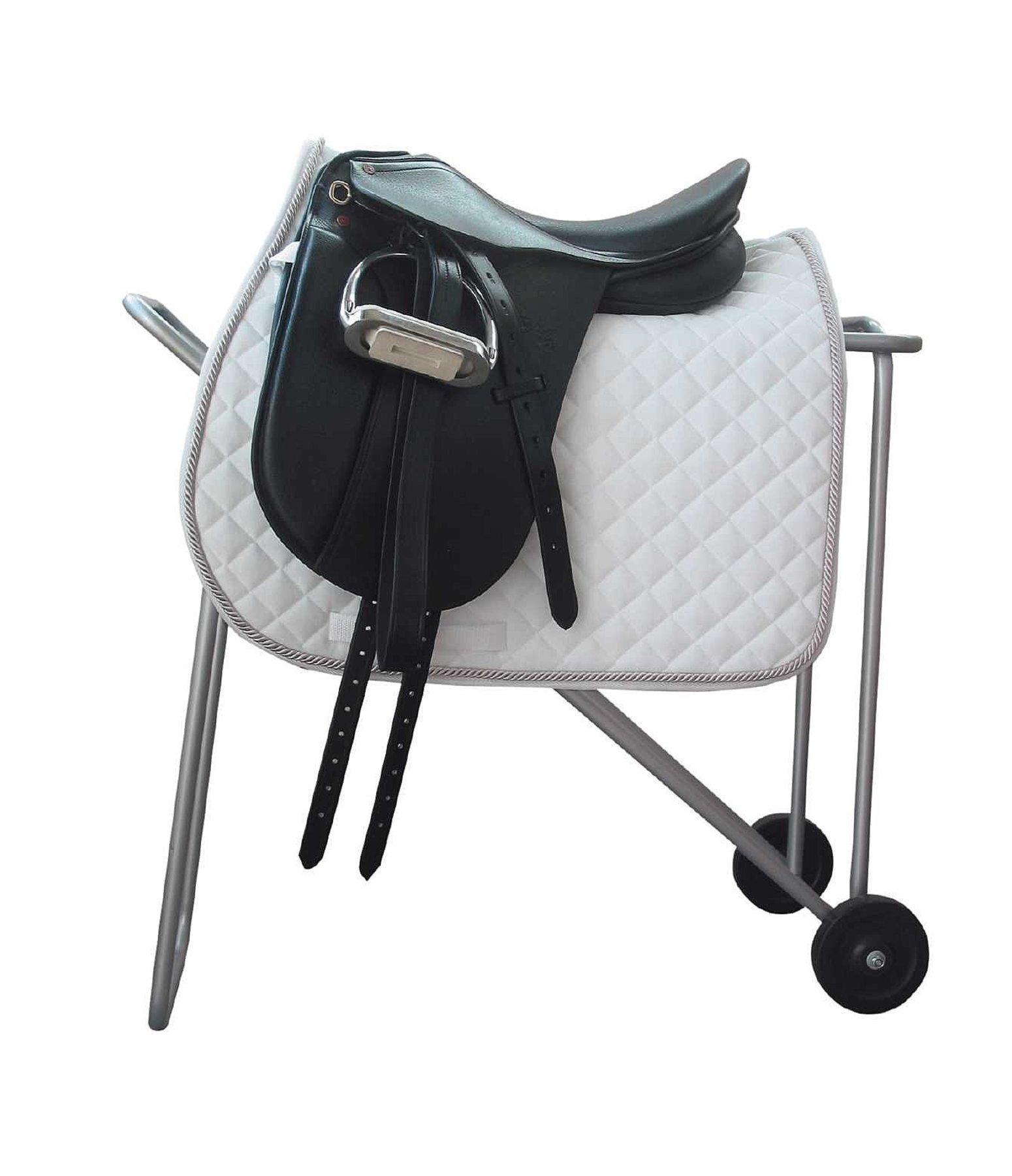 sattel caddy sattelkammer kr mer pferdesport. Black Bedroom Furniture Sets. Home Design Ideas