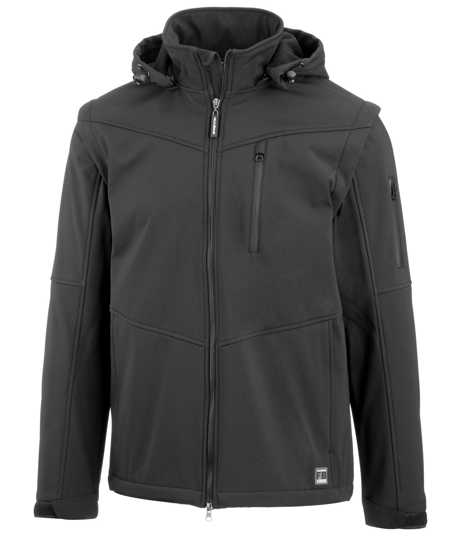 Herren 2in1 Softshelljacke Marc