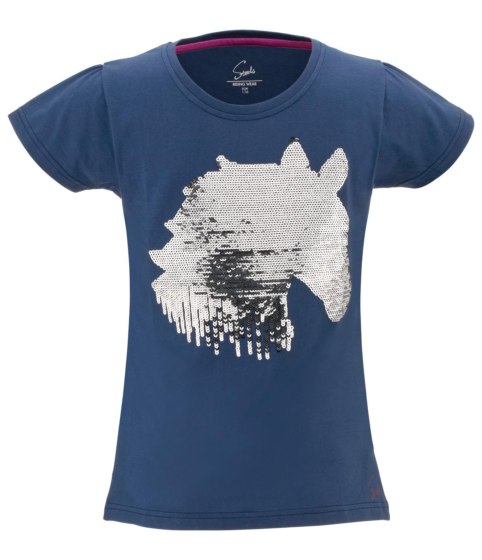 kinder pailletten t shirt ruby kinder shirts kr mer