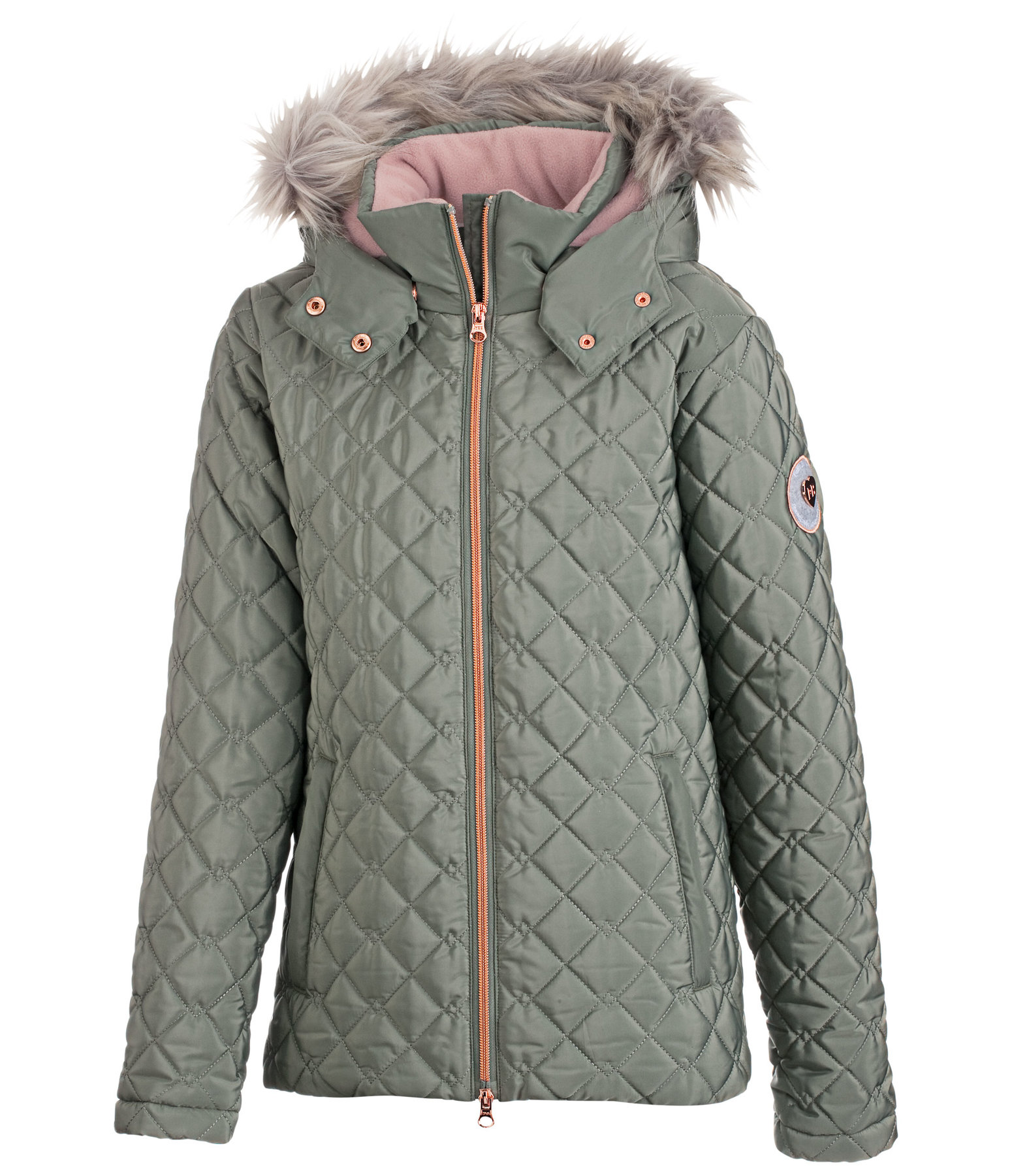 Kinder-Winter-Steppjacke Malina