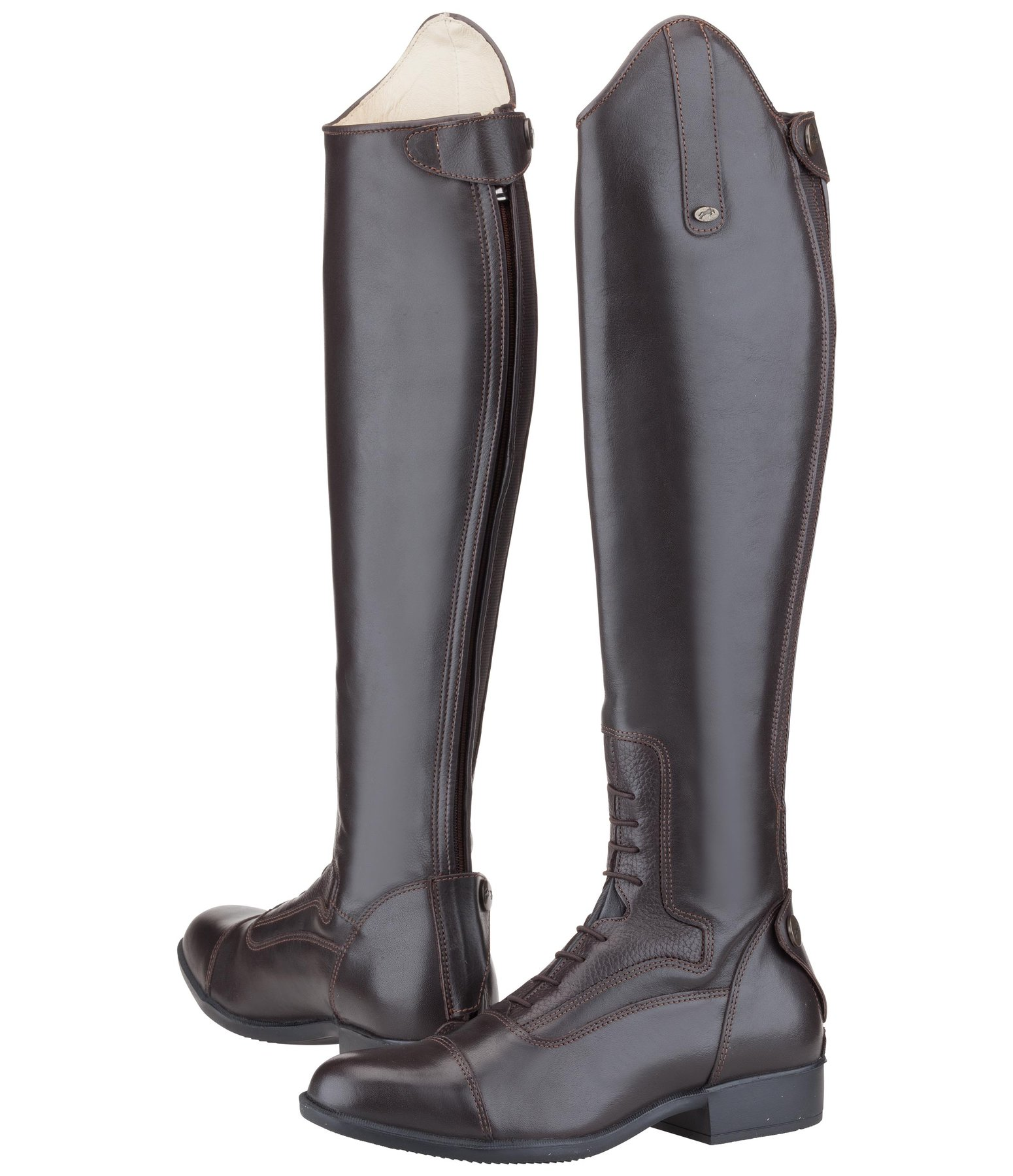 Reitstiefel Milano chocolate