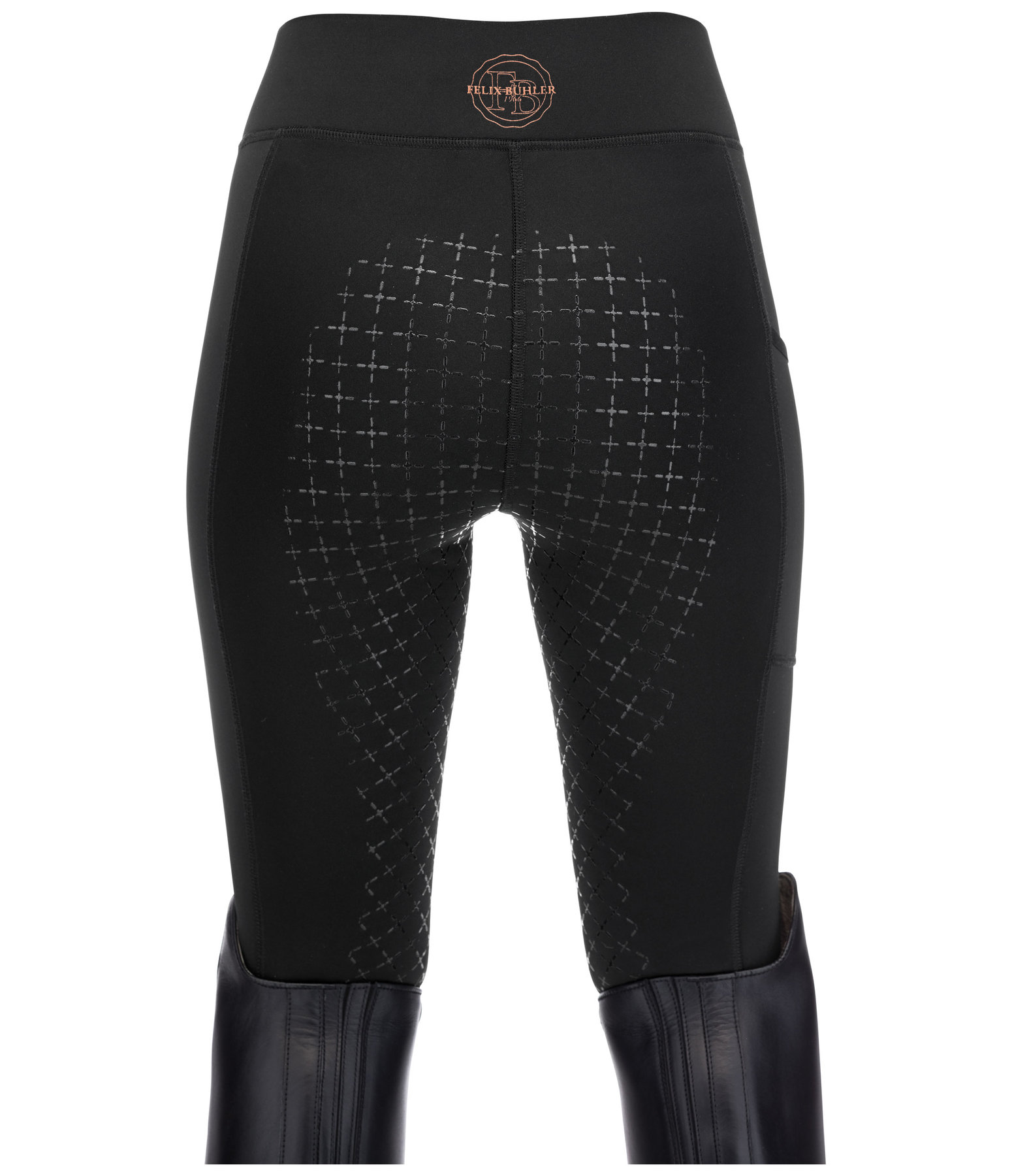 Kinder-Thermo-Vollbesatzreitleggings Lene II