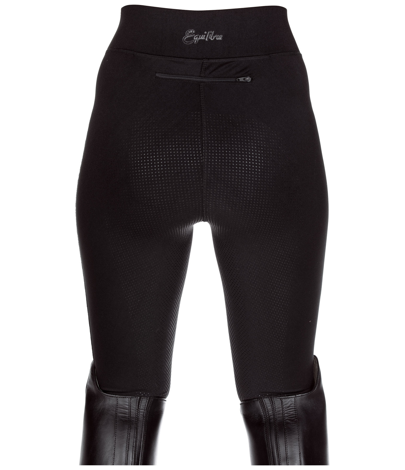 Kinder-Grip-Vollbesatzreitleggings Jona