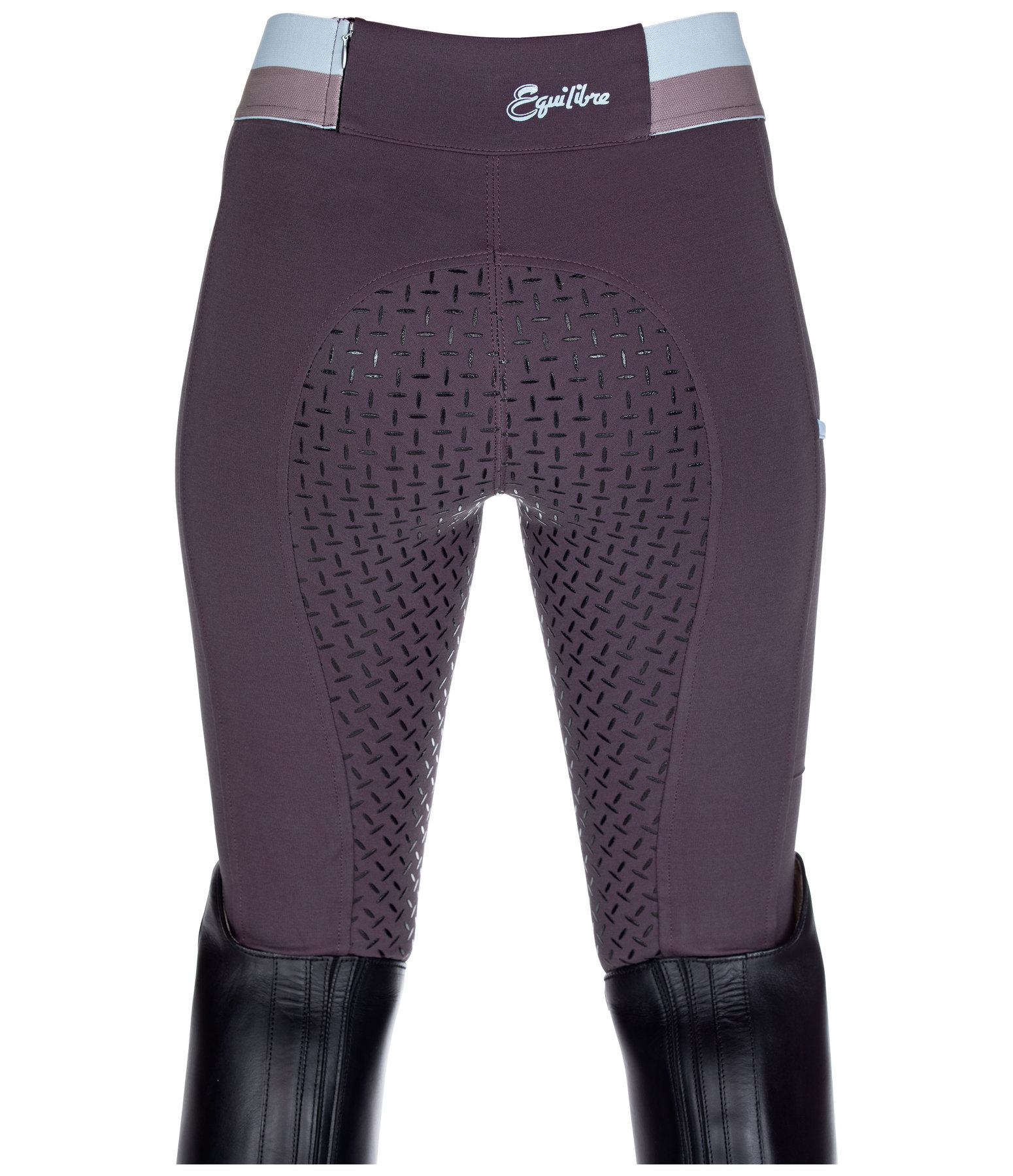 Kinder-Grip-Vollbesatzreitleggings Amila
