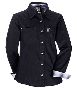 carhartt Damen Light Weight Shirt - 181388-XS-BL