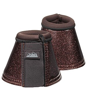 STONEDEEK Sparkle Bell Boots - 182269-S-BR