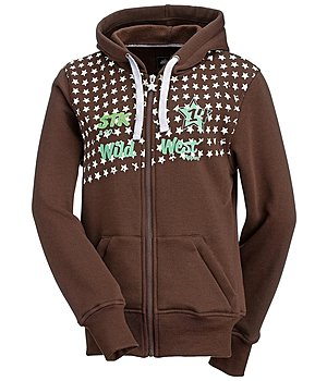 STONEDEEK Sweatjacke Wild West - 182314-M-CO