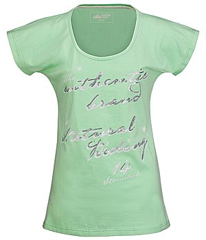 STONEDEEK Ladies T-Shirt Sparkle Rider - 182320-S-MI