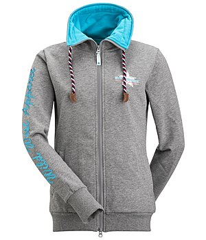STONEDEEK Ladies Sweatjacke Kaley - 182608-XS-GR