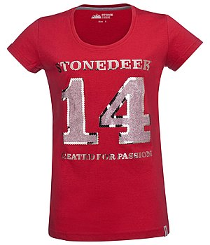 STONEDEEK Ladies T-Shirt Passion - 182688-XS-KI