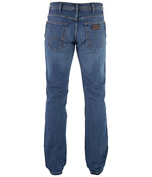 Wrangler Herrenjeans Arizona Burnt Blue - M182731