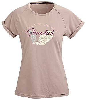 STONEDEEK Ladies T-Shirt Carrie - 182850-M-SN