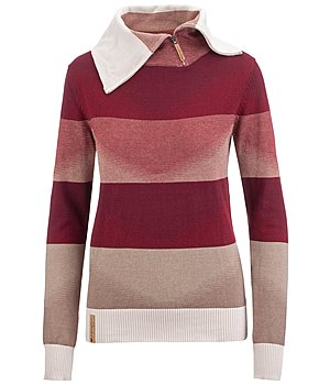 STONEDEEK Ladies-Strickpullover Stripes - 182986-S-MA