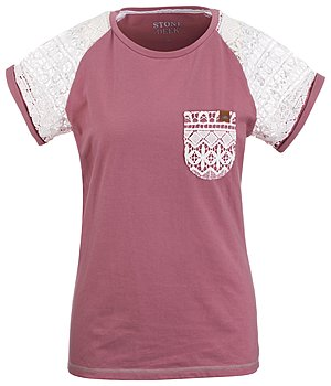 STONEDEEK Ladies T-Shirt Rosie - 183015-S-WT