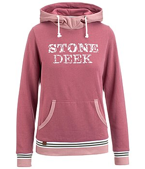 STONEDEEK Ladies-Sweathoodie Hailey - 183029-XL-WT