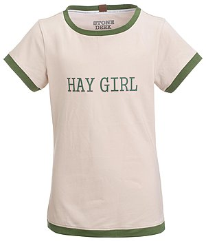 STONEDEEK Kids T-Shirt Hay Girl - 183054-128-SA