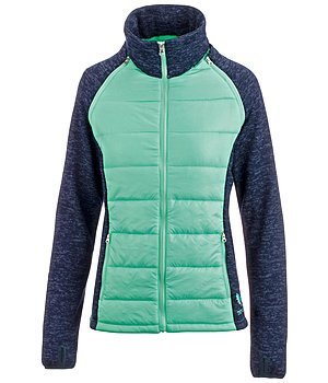 TWIN OAKS Strickfleecejacke Savannah - 183070-S-NV
