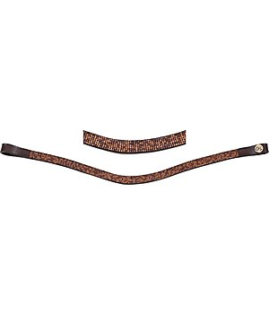 CLARIDGE HOUSE Stirnband Glitter - 320542-C-BR