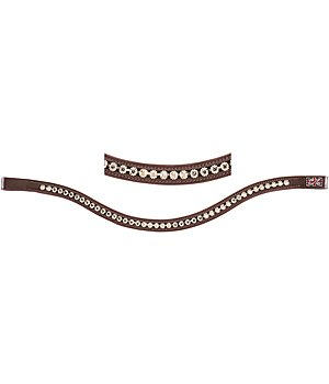CLARIDGE HOUSE Mix & Match Stirnband mit Swarovski Elements® - 320696-C-RG