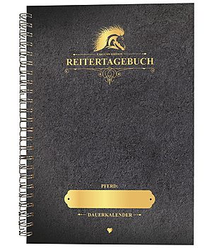 Verena Reichinger Reitertagebuch - Exclusiv Edition - 402349