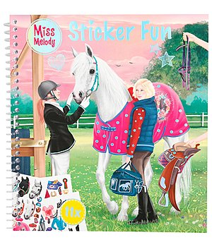 Miss Melody - Sticker Fun - 402351