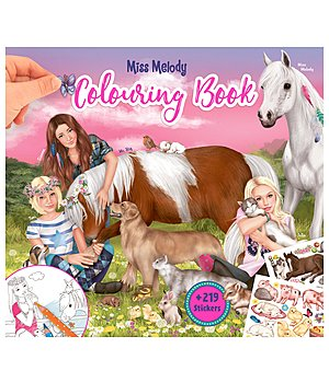 Miss Melody Colouring Book - 402446