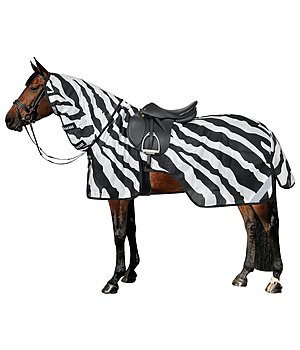 Bucas Buzz-off Riding Zebra - 421696-S-WS