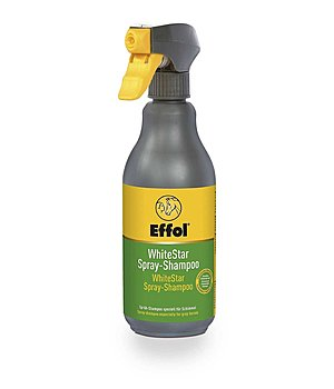 Effol WhiteStar Spray-Shampoo für Pferde - 431673-500