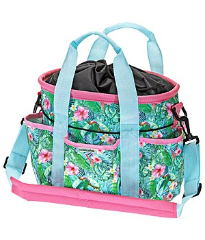 SHOWMASTER Putztasche Tropical Flowers - 432029