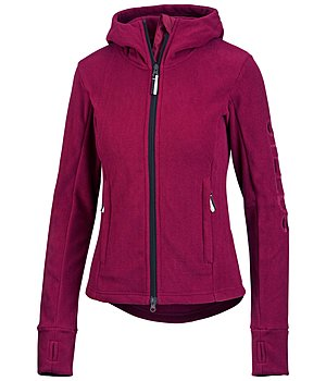 STEEDS Kapuzen-Fleecejacke Kiki - 651440-XL-BY