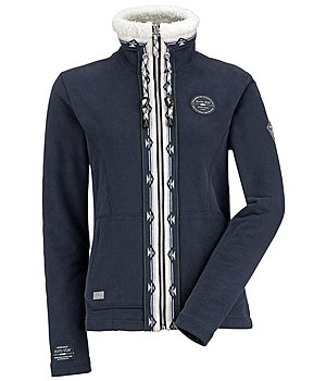 euro-star Sweatjacke Grace - 651809-M-NV