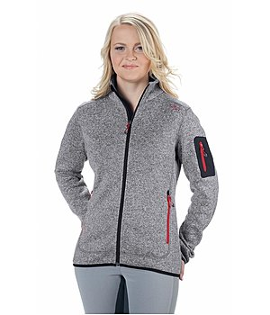CMP Strickfleece-Jacke Liliana - 651826-42-GR