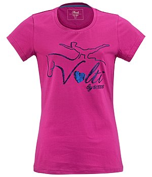Volti by STEEDS Damen T-Shirt - 652118-M-PP