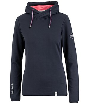 Felix Bühler Performance-Stretch Hoodie Nahla - 652357-XS-NV