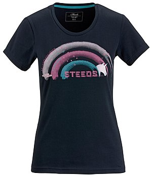 STEEDS T-Shirt Rainbow - 652405-XS-NV