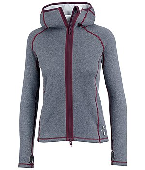 Felix Bühler Performance-Stretch-Kapuzenjacke Laura - 652470-XS-M