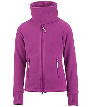 STEEDS Kinder-Fleecejacke Anouk Fashion - 680187-116-V