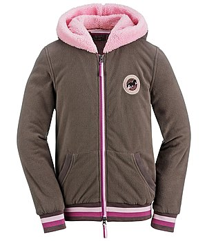 STEEDS Kinder-Fleeceblouson Maddy - 680317-164-TA