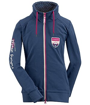 STEEDS Kinder-Sweatjacke Mia - 680351-116-DE