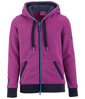 STEEDS Kinder-Fleecejacke Fiona - 680438-116-V