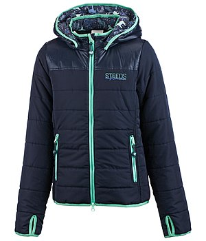 STEEDS Kinder-Steppjacke Selma - 680516-128-M