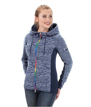 STEEDS Kinder-Fleece-Kapuzenjacke Rain - 680528